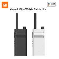 Xiaomi-walkie-talkie mi mijia Lite, 40mm, altavoz de gran diámetro, 5 días de batería, Control de aplicaciones de teléfonos inteligentes para exteriores