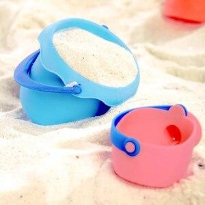 Image 3 - オリジナル youpin bestkids ビーチおもちゃ開発インテリジェンス安全おもちゃ子供のビーチ遊具 16 個
