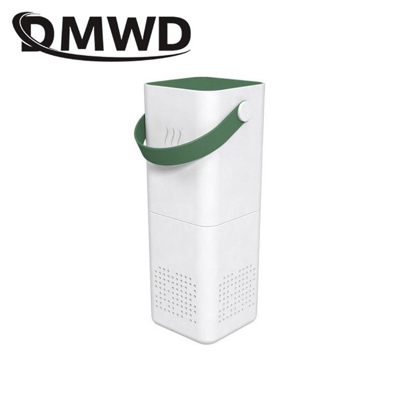 DMWD Air Purifier Negative eisen Generator Ionisator Sterilisator Tragbare USB mini sauerstoff bar Entfernen Formaldehyd Rauch geruch pm 2,5