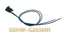 Für original Omron D2HW C203MR auto türschloss micro schalter ultra kleine wasserdichte schalter schließer