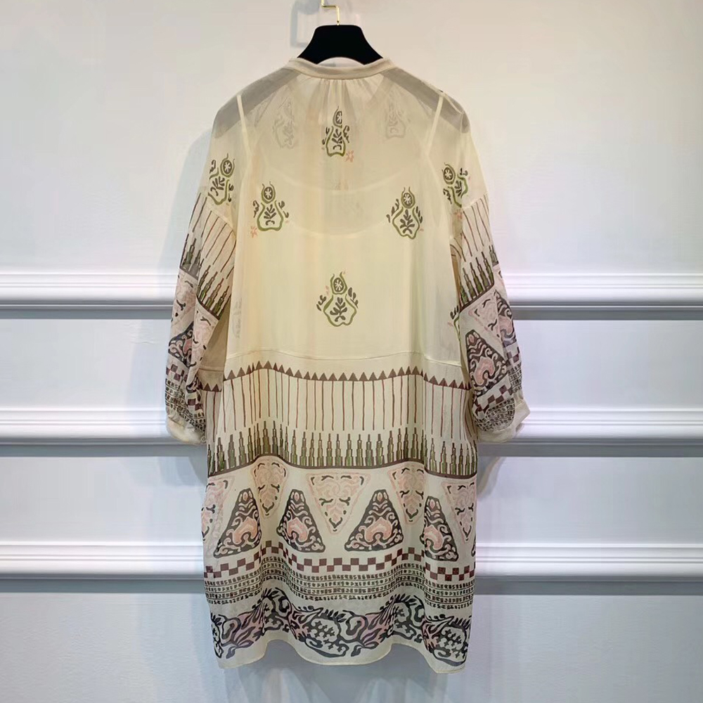 Women Designer Robe Long