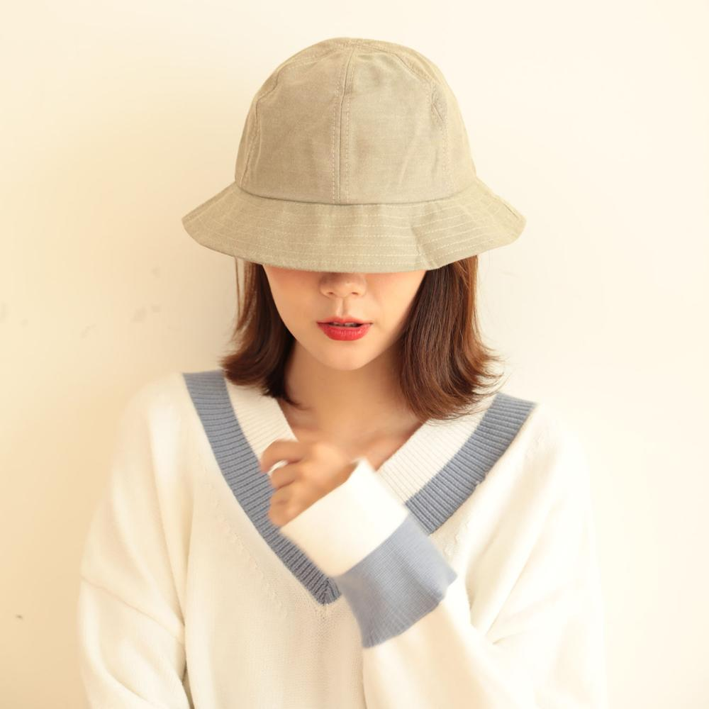 NEW /'SAFARI/' BUCKET HAT PLAIN COTTON MENS WOMENS FITTED BOONIE SUMMER BEACH CAP
