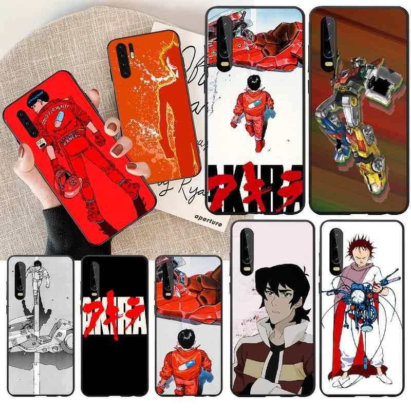 PENGHUWAN AKIRA Voltron Coque funda del teléfono carcasa para Huawei Honor 20 10 9 8 8x 8c 9x 7c 7a Lite ver