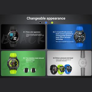 Image 3 - SENBONO reloj inteligente con GPS para hombre y mujer, reloj inteligente deportivo con control del ritmo cardíaco, Bluetooth, llamadas, IP67
