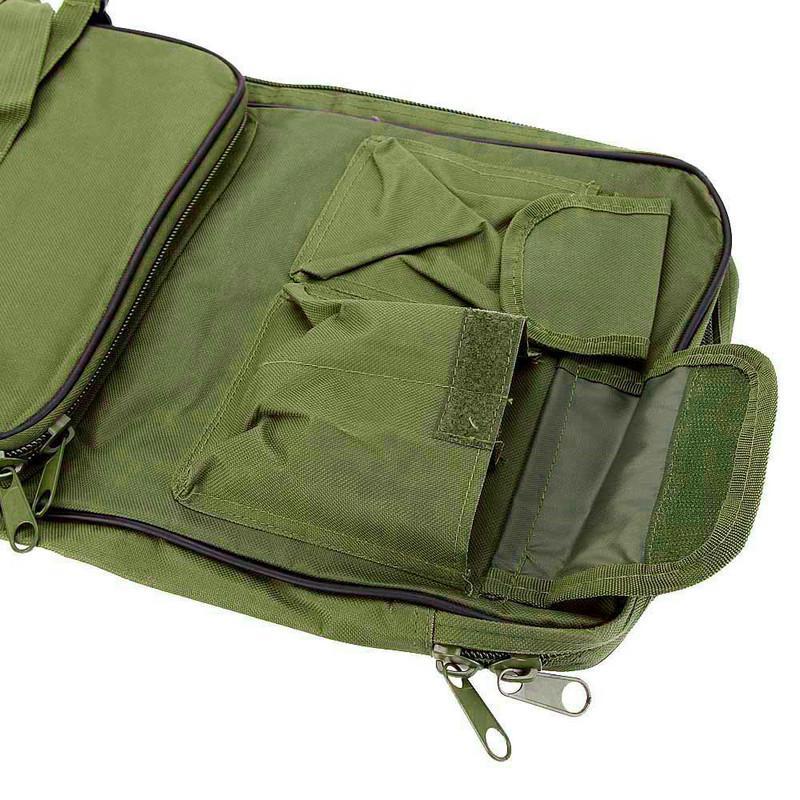Caso rifle militar tático arma transportadora mochila