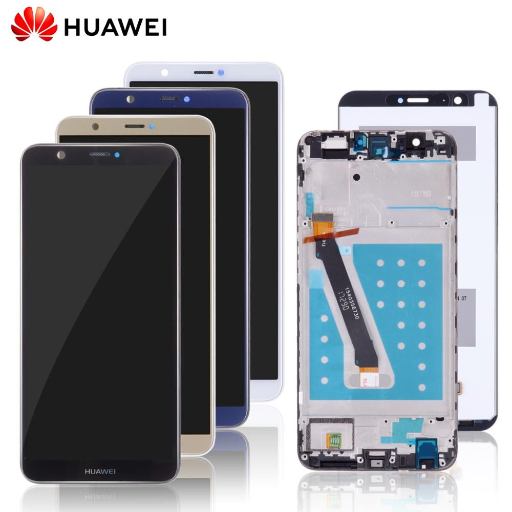 Huawei LCD Frame Replacement Touch-Screen Smart-Display Fig Lx1 Original With For LX3