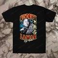Ламар футболка в стиле «хип-хоп» рубашка Rap Винтаж 90 s ретро 90 футболка (1)