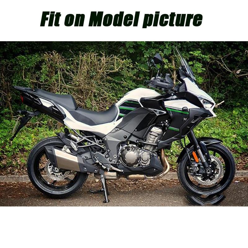 Для kawasaki versys 1000 2019 2020 мотоциклетная средняя Соединительная
