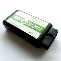 AVRISP STK500+MKII DUAL USB programmer ATMEL AVR ISP PDI TPI WIN7/8/10 DUALPROG