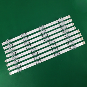 """Image 1 - 100% yeni 8 adet (4 * A,4 * B) LED şeritler yerine yeni LG INNOTEK DRT 3.0 42 """" A/B tipi 6916L 1709B 1710B 1957E 1956E 6916L 1956A"""