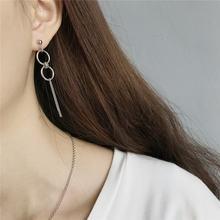 Ruiyi реальные 925 пробы серебряные серьги для женщин Роскошные