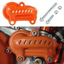 Motorcycle Water Pump Cover Protector For KTM 250 300 EXC EXC TPI XC-W XC-W TPI 2020 250 300 SX XC 2019 2020 Husqvarna TC TE TX