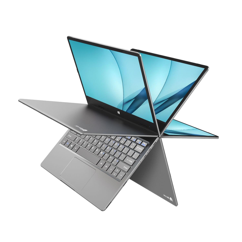 BMAX Y11 Laptop 11.6 Inch Intel Gemini Lake N4100 1920*1080 Intel HD Graphics 600 8GB RAM 256GB ROM SSD DDR4 Ultra-Thin Notebook