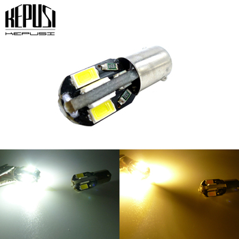BA9S LED Car Interior light DC12V T4W H6W BAY9S H21W Reading Dome Door Lamp Auto clearance Parking Trunk Clearance Bulbs clearance купить в москве