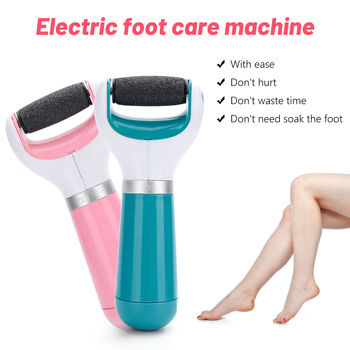 Electric Foot Care Machine Remover Dead Dry Cuticle Skin Peel Foot Grinding Exfoliator Pedicure Callus Foot Skin Removers Tools dead skin scrub brush foot rub foot pedal down dead skin to grinding machine peeling callus stone tools