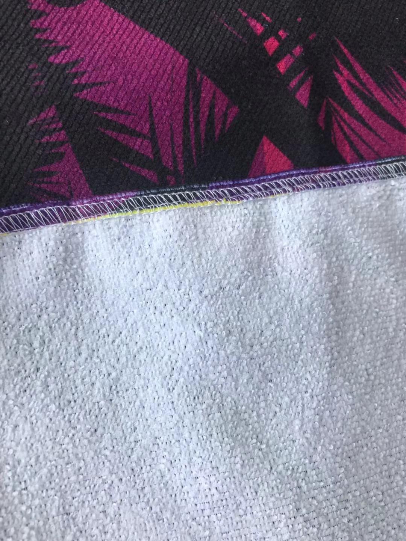 toalha para uso ao ar livre, com