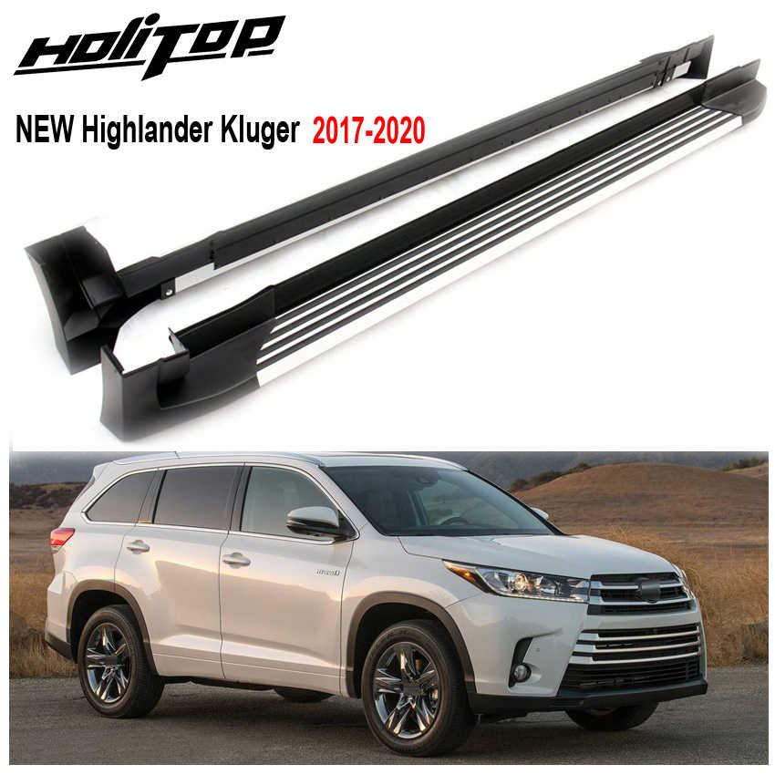 running board side step side nerf bar for toyota highlander kluger 2015 2020 from iso9001 factory recomended armrests aliexpress running board side step side nerf bar for toyota highlander kluger 2015 2020 from iso9001 factory recomended