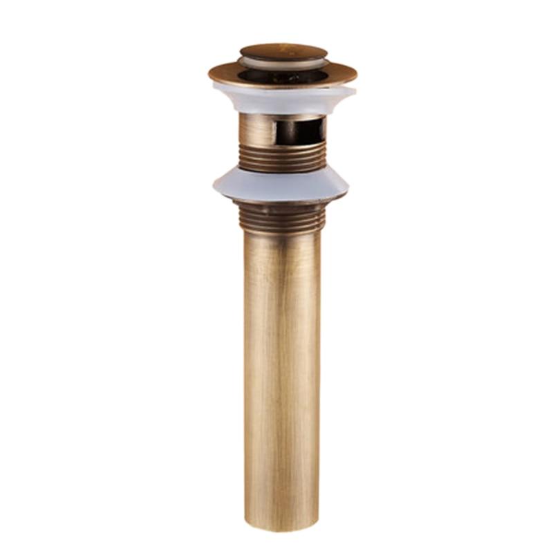 Ванная комната сосуд до раковины сливной фильтр Флип Топ стопор для туалета бассейна антикварные доступны для предотвращения засорения - Цвет: 3