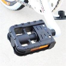 Велосипедные педали 1 пара универсальные пластиковые складные