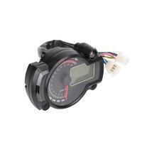 שינוי מהיר LCD Waterproof שינוי אופנוע אופנוע קוד שולחן דיגיטלי מד מרחק מד מהיר 7 צבעים מתכוונן כלי נגינה (4)