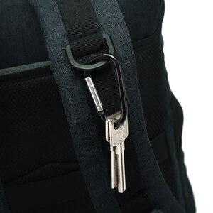 Image 4 - Mochila multifuncional impermeable para cámara, mochila de gran capacidad, mochila portátil para cámara de viaje para fotografía exterior