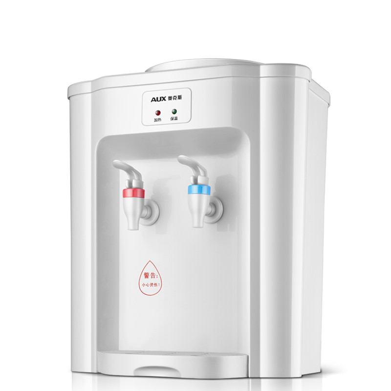 Water Dispensers Desktop Small Household Refrigeration Heating Water Dispenser Dormitory Ice Hot Dual-use Vertical Hot and Cold