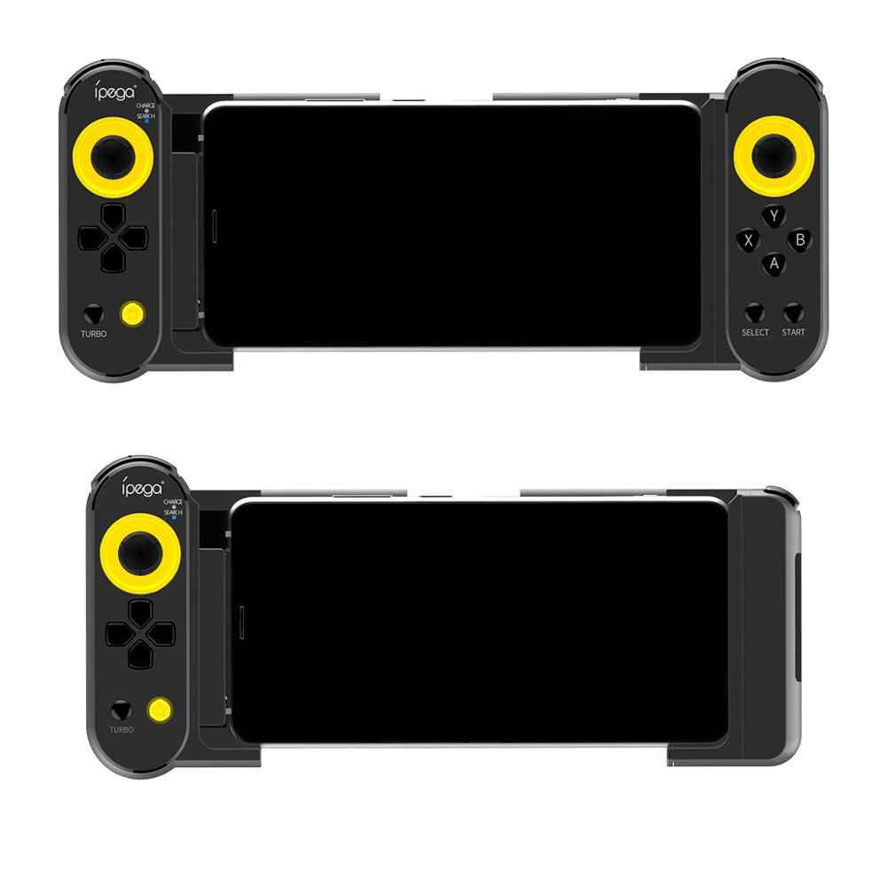 IPega PG-9167 mando inalámbrico bluetooth, controlador de juego extensible para teléfonos móviles iOS Android/PC/Tablet para juegos PUBG para Pubg Mobile Controller Gamepad Android Joystick PC