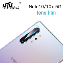 Tempered Glass for Samsung Galaxy Note 10 Camera Lens Protector Note10 + 5G phone Protective Film