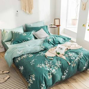 Svetanya Cotton Bedding Set Floral Bed Linens Single Double Queen King size|Bedding Sets| |  -