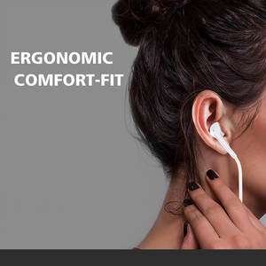 Image 5 - Verhux Music Earbuds Stereo Gaming Earphone for Phone Xiaomi with Microphone for iPhone 5s iPhone 6 Computer