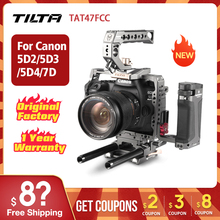 Tiltaing Full Camera Cage for Canon 5D/7D Series Kit A B C for 5D2/5D3/5D4/7D