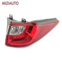цена на Left/Right Tail Light For Mazda 5 2012 2013 2014 2015 Tail Stop  Light Car Parts Rear Bumper Brake Turn signal Fog lamp