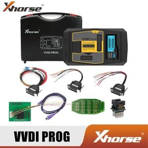 Image 1 - Original Xhorse VVDI PROG with PCF79XX Adapter Automotive Scanner OBD Car Diagnostic Tool VVDI PROG ECU Programmer for Benz BMW