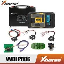 Xhorse – VVDI PROG Original avec adaptateur PCF79XX, Scanner automobile OBD, outil de Diagnostic automobile, programmateur ECU pour Benz BMW