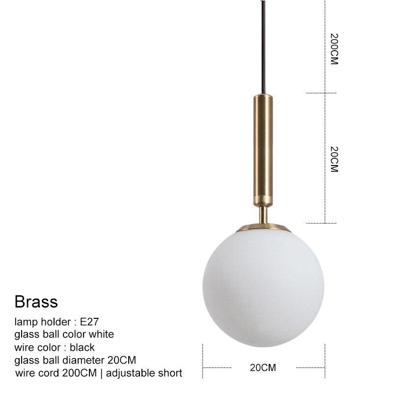 brass ball 20CM