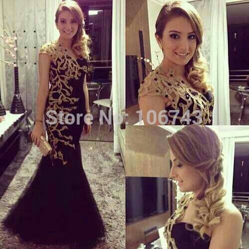Vestido De Noiva 2018 New Style Bride Custommade Size One Shoulder Black Mermaid Party Gown Prom Mother Of The Bride Dresses