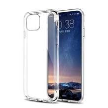 Ультратонкий Прозрачный мягкий чехол из ТПУ для iphone 11 pro