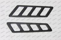 Щиток из углеродного волокна совки вентиляционные отверстия для Mercedes Benz G Class W463 G300 G350 G63