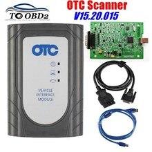 GTS OTC TIS3 tarayıcı Toyota son V15.20.015 küresel Techstream GTS OTC tarayıcı otomatik teşhis aracı çoklu dil desteği