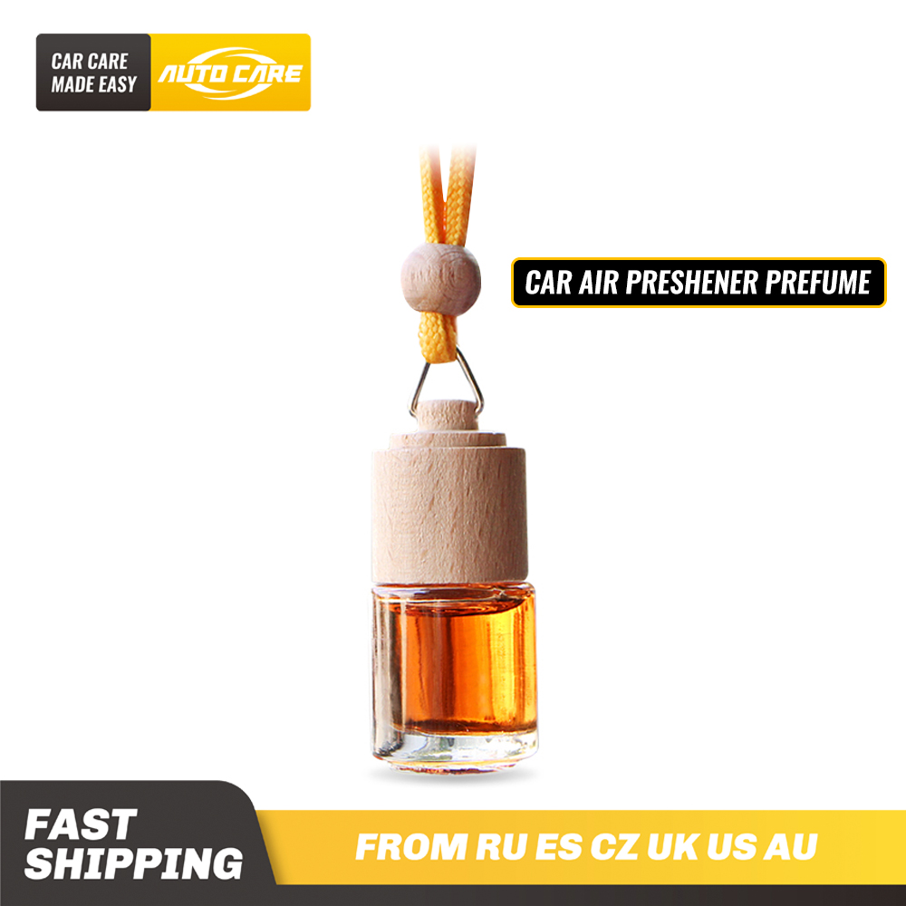 Hanging Car Air Freshener in Car Ocean Perfume New Car Scent Bottle Fragrance Automobile Outlet usded for Car Home Gift