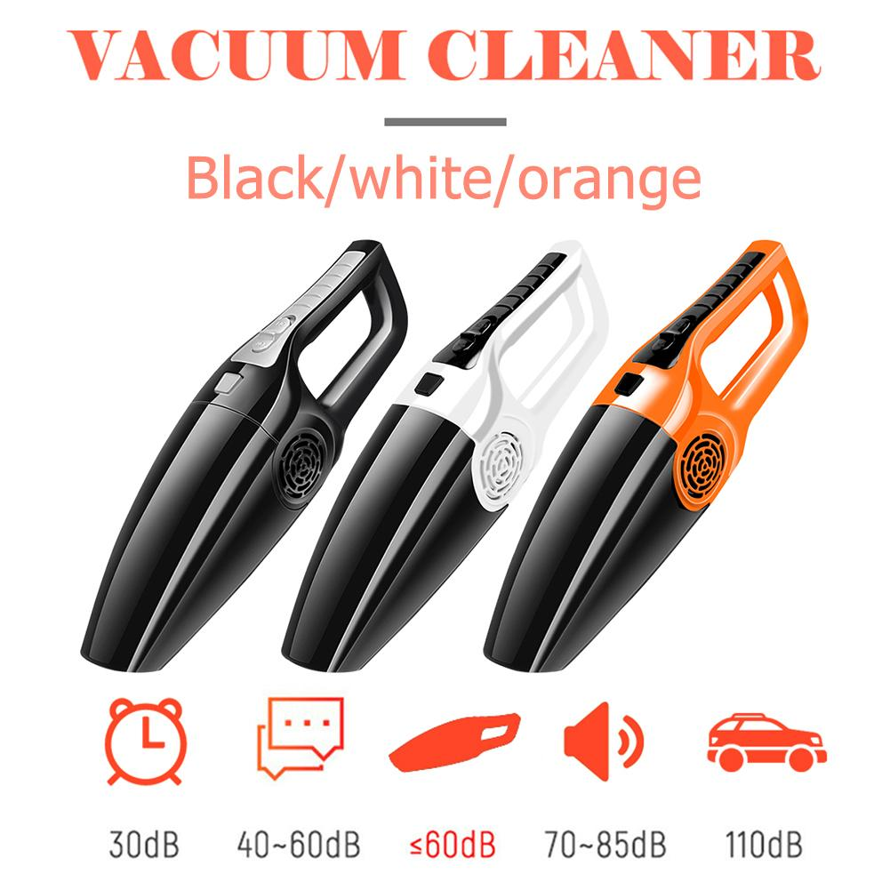 120W Car Vacuum Cleaner Wet and Dry Large Suction Car Cleaning 1PC