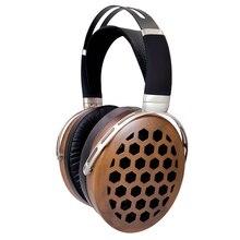 Hifi kulaklık konut ahşap için 50mm Bluetooth kulaklık Diy üzerinde kulaklık kutusu 3.5mm ses kablosu ile High end satılık yeni 1 adet