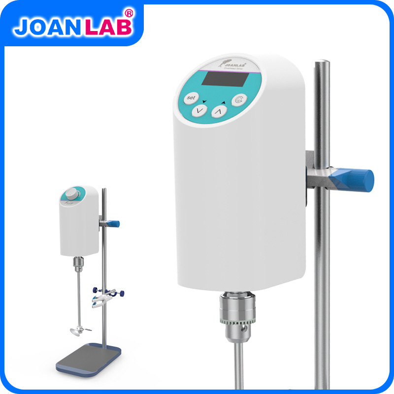 Digital Electric Lab Mixer Overhead Stirrer 50/60Hz 200-3000rpm Chemical Laboratory Equipments Office And School Supplies