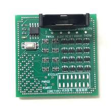 1 sztuk * Brand New Desktop AM4 AM 4 CPU miernik do gniazdka manekin obciążenia fałszywe obciążenie ze wskaźnikiem LED
