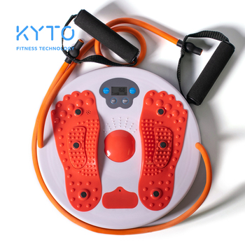 KYTO Twisting Waist Disc with counter Bodytwister Ankle Body Aerobic Exercise Foot Exercise Fitness Twister Magnet Balance Board 1