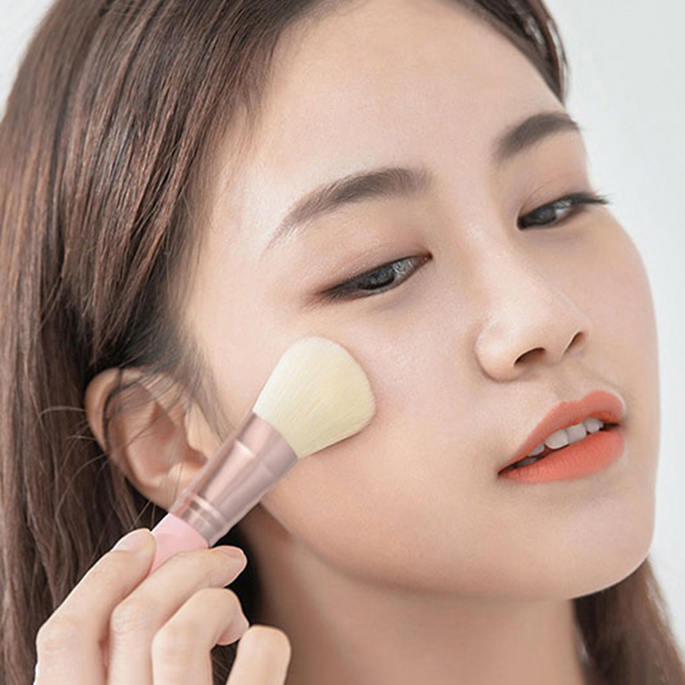 5pcs Makeup Brush Set Beginner Beauty Tools Makeup Brush Eye Shadow Blending Blush Brush Eyeliner Brush Lip Brush Tools 5