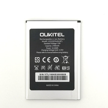 2PCS NEW Original 2700mAh U22  battery for Oukitel High Quality Battery+Tracking Number