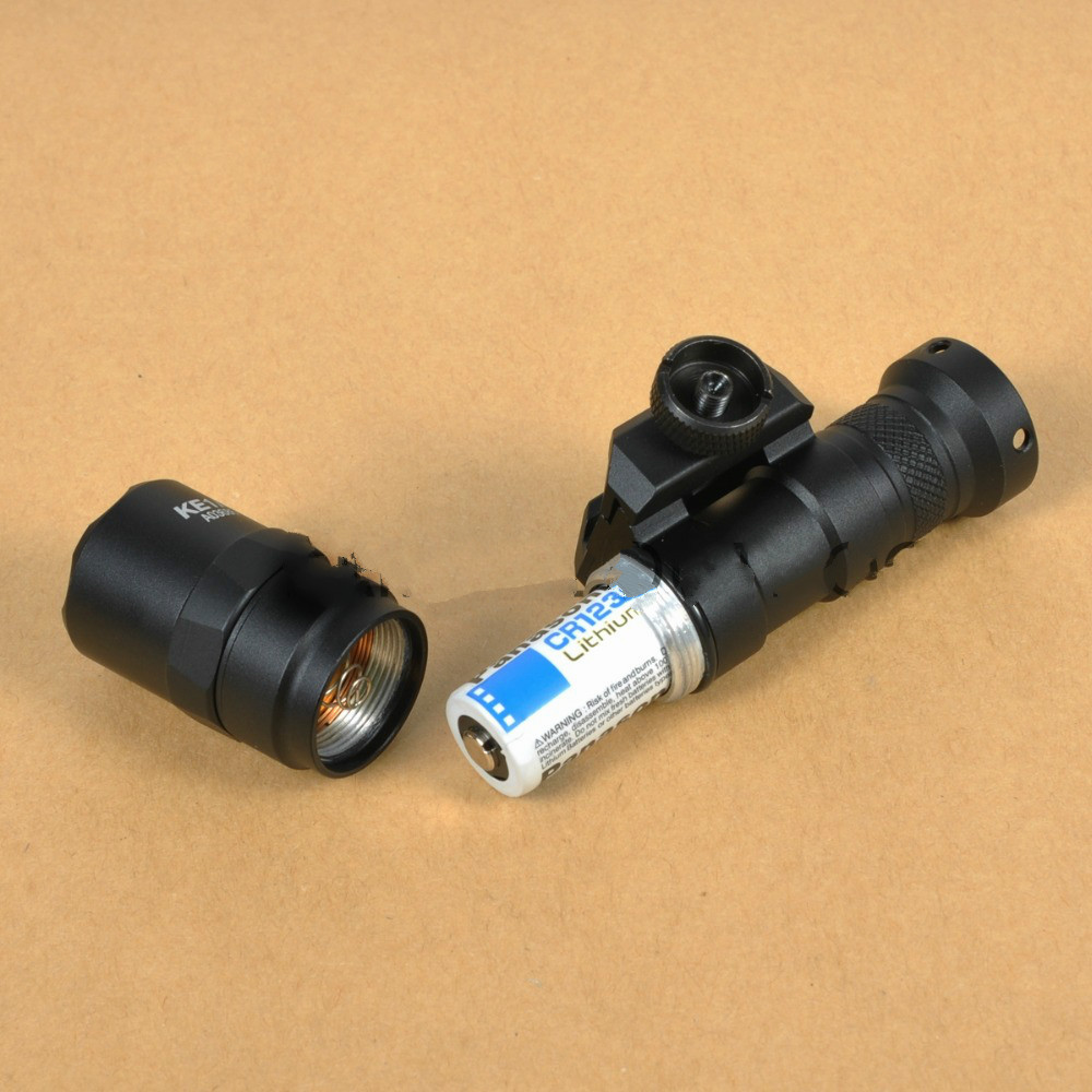 lumen caber 20mm montagem trilho m300 05