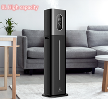 8L large capacity humidifier Home mute Essential oil user bedroom Aromatherapy machine user