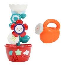 Детская игрушка для душа водяное колесо водопад Забавный мультяшный